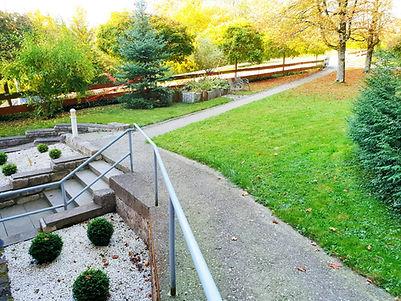 Garten des Katharinenstifts