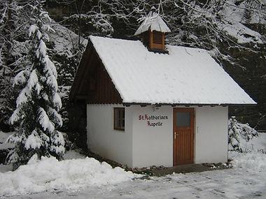 St. Katharinen-Kapelle von außen