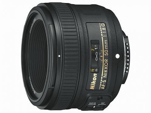 Nikon Obiettivo Nikkor AF-S 50 mm f/1.8G