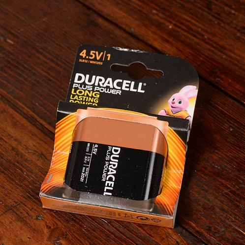 Batteria 4,5volt quadrata