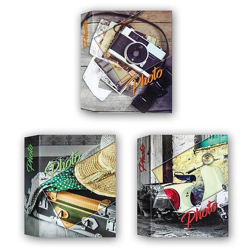 Album Fotografico per 100 foto 10x15 Viaggio