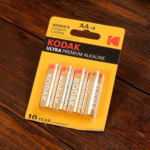 Batterie AA Stilo Kodak