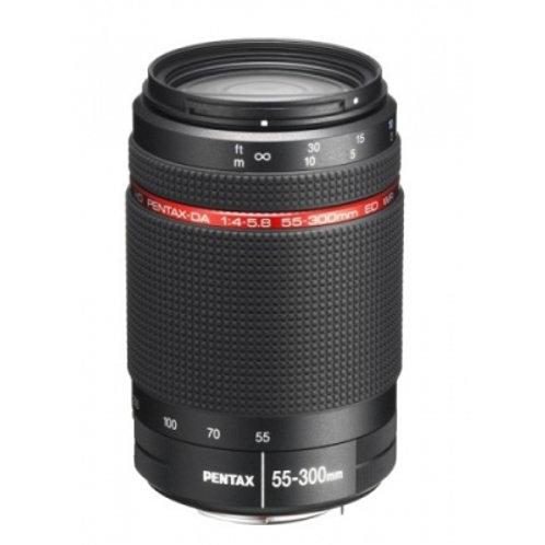 Pentax Obiettivo HD DA 55-300 f4/5.8