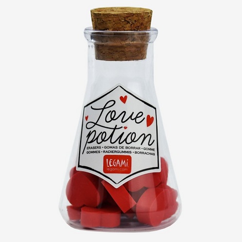 Gomme a forma di cuore – Love Potion Legami