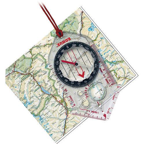 Bussola Konus Pilota-K Map Compass #4104