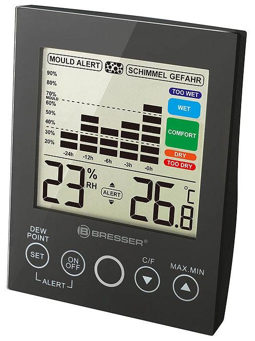 Termometro Igrometro Bresser Nero