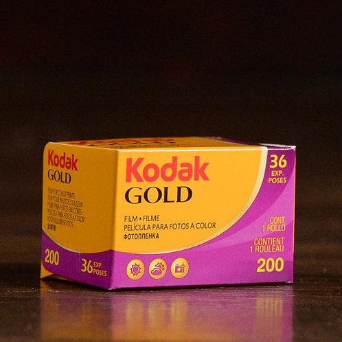 Pellicola Kodak Gold