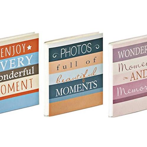 Album Fotografico Walther per 100 pagine 30X30