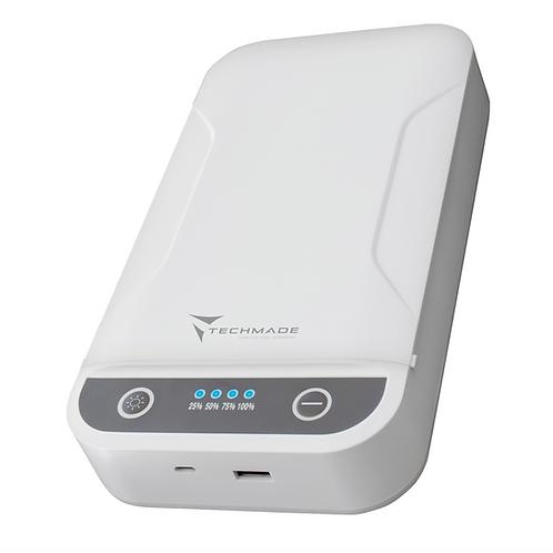 UV-C Box Techmade – Rimozione impurità con raggi UV-C