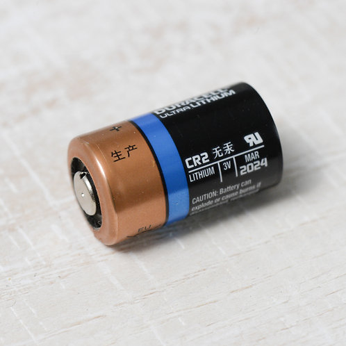 Batteria CR2 3v Litio