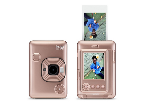 Fujifilm Instax Mini LiPlay Fotocamera e Stampante Istantanea