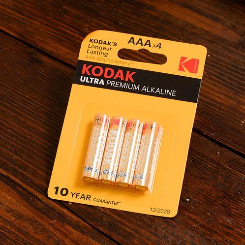 Batterie AAA Ministilo Kodak