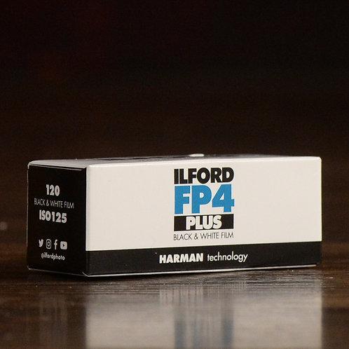 Pellicola Ilford 120mm FP4 125 ISO