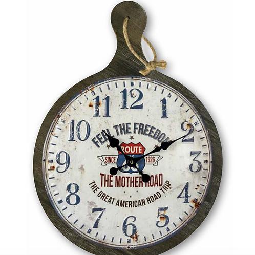 Orologio Seligman 45x61 h5cm