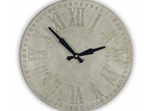Orologio Delorean d.40cm h6cm