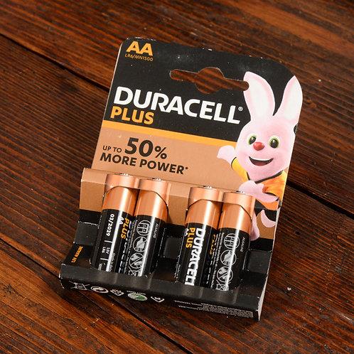Batterie AA Stilo Duracell