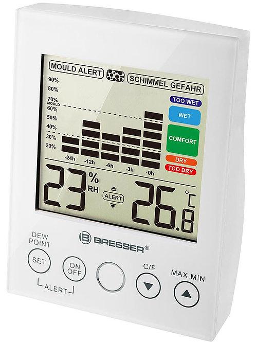 Termometro Igrometro Bresser Bianco