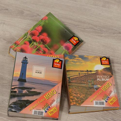 Album Fotografico per 200 foto 10x15