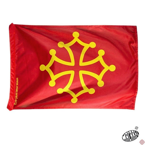 Bandiera Occitana 40x60