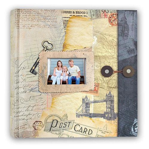 Album Fotografico Eldorado Blue 200F 11X16