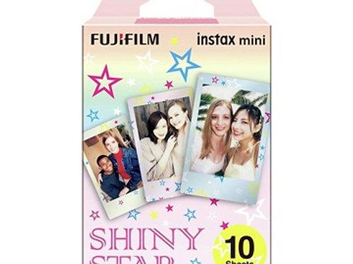 Instax Mini Film Pellicola Istantanea Shiny Star 10 foto