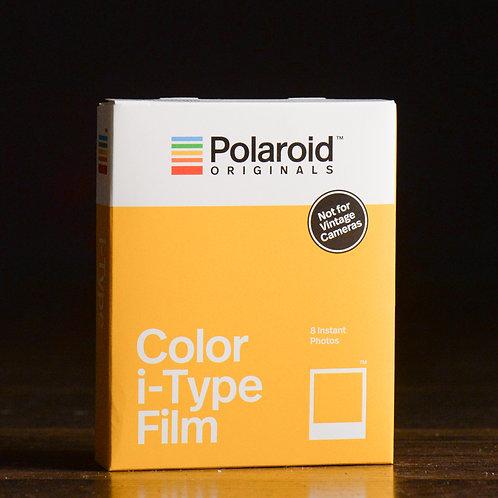 Polaroid iType Ricarica 600 a Colori 8 foto