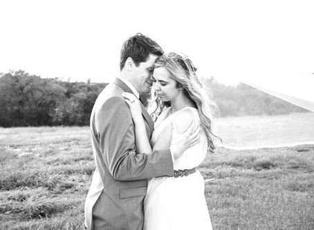 Brittan & Taso, Texas Ranch Wedding