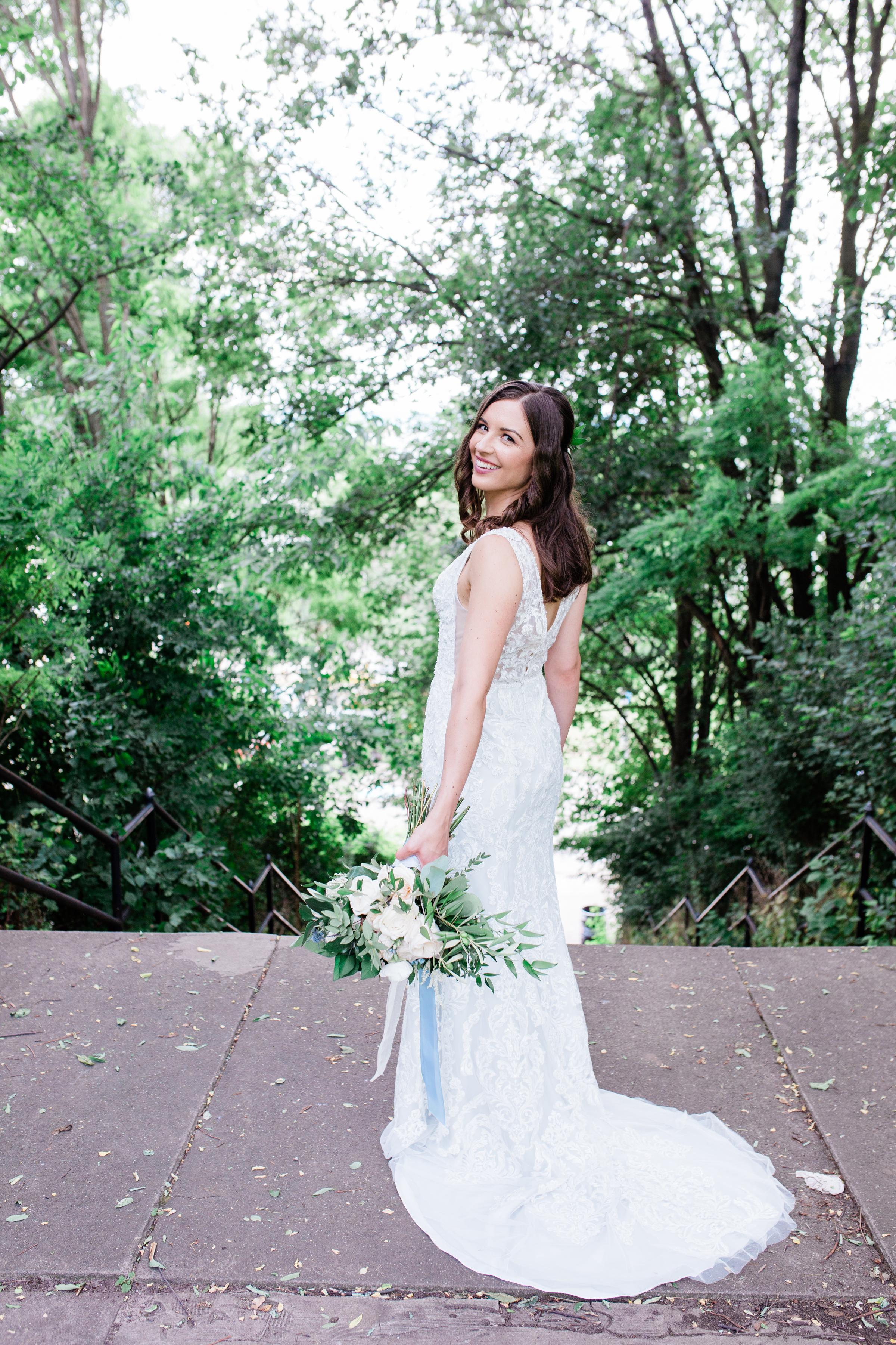 lasalle banquet bride photography
