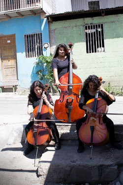 Cellos y Contrabajos Camerata SIFAIS