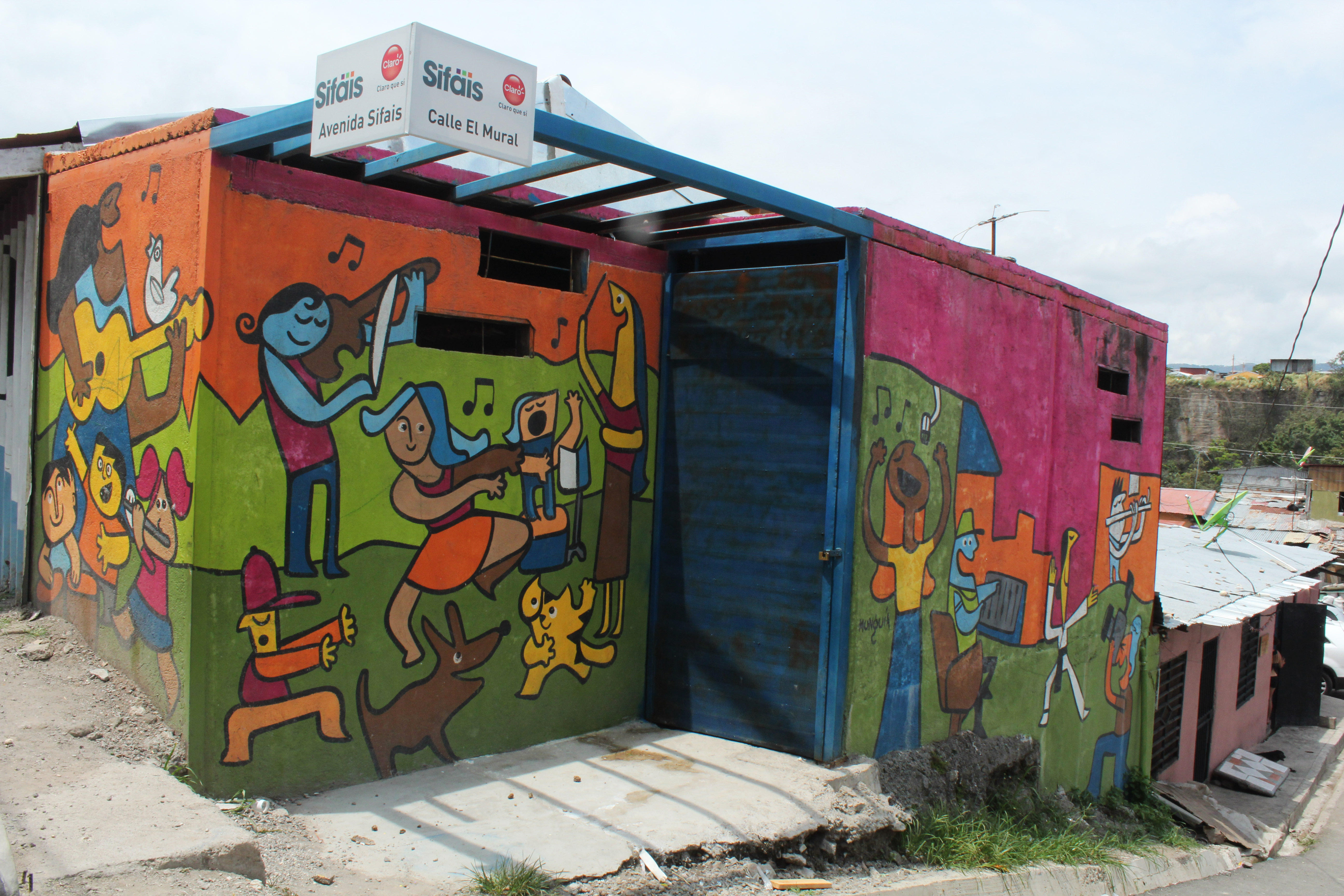 Mural de SIFAIS