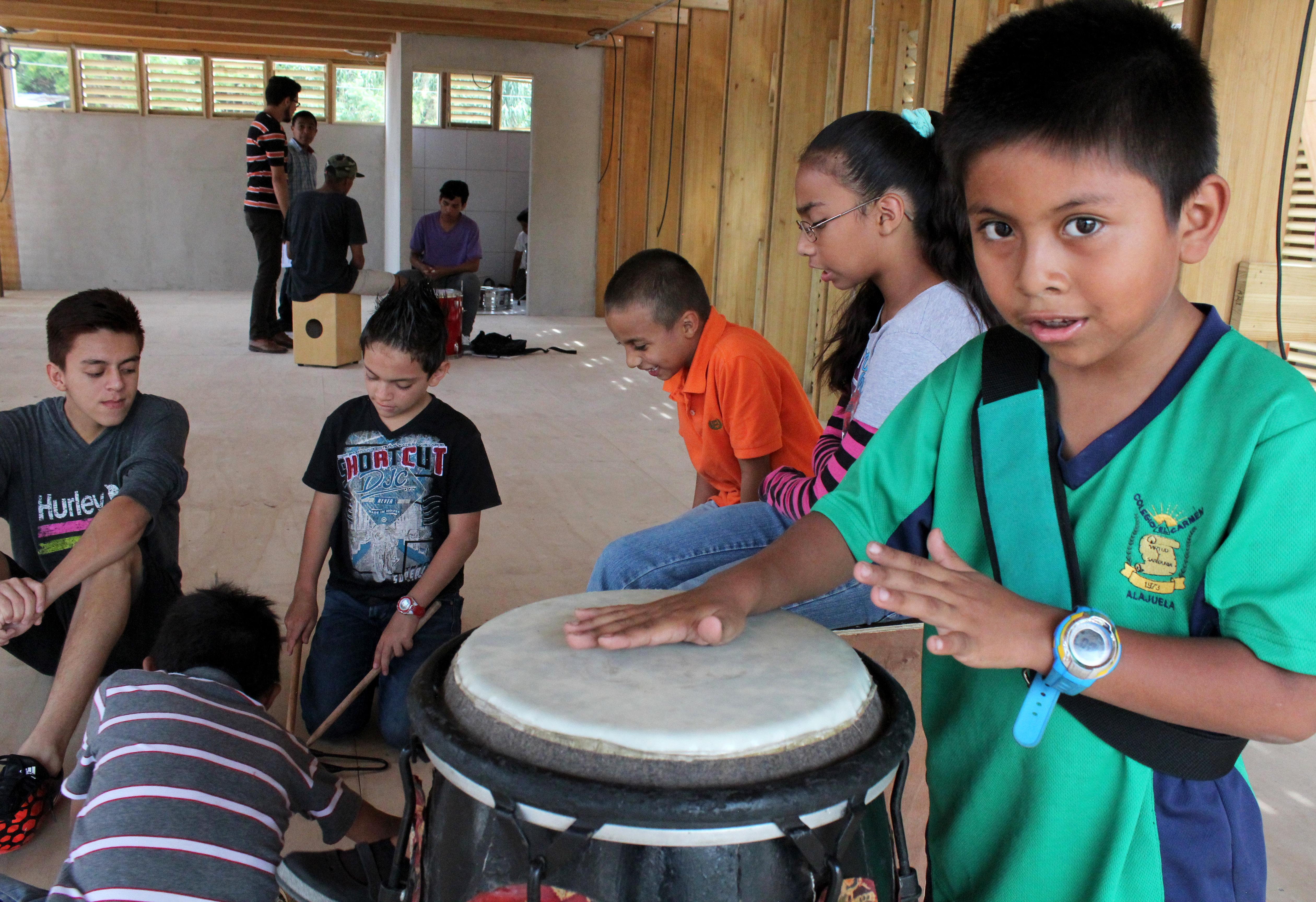 Grupo de percusión