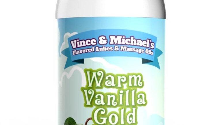 Lubrifiant V&M Saveur Poire Vanille - 50 ml