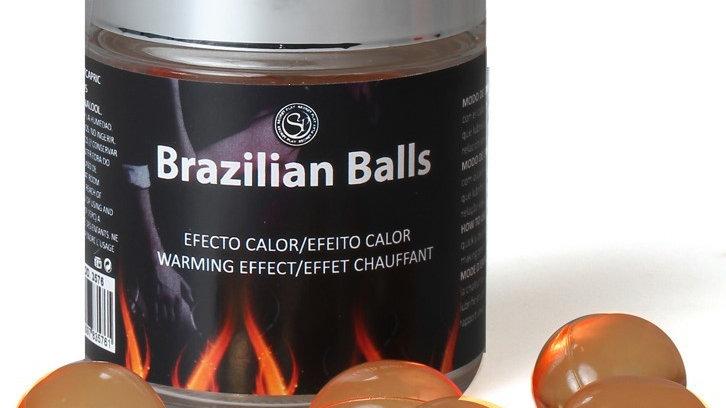 Boules Bresiliennes Effet Chauffant X6
