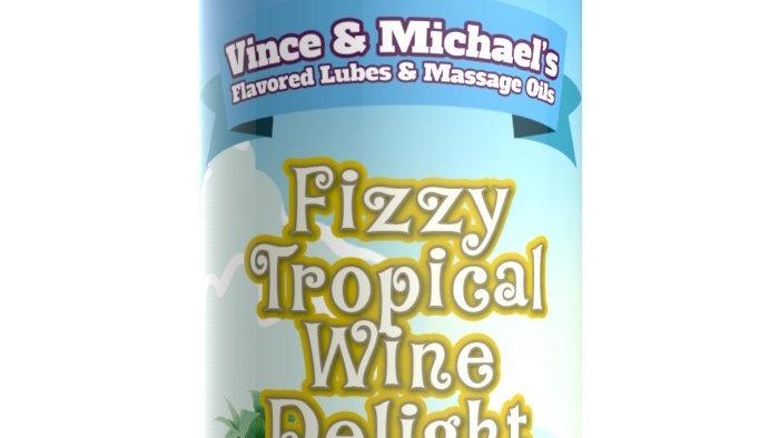 Huile Chauffante V&M Saveur Fruits Exotiques Vin Pétillant - 150 ml