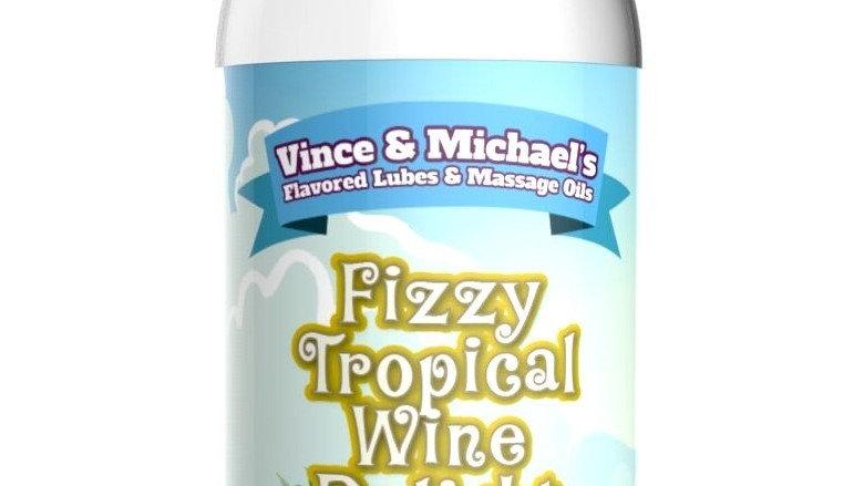 Lubrifiant V&M Saveur Fruits Exotiques Vin Pétillant - 50 ml