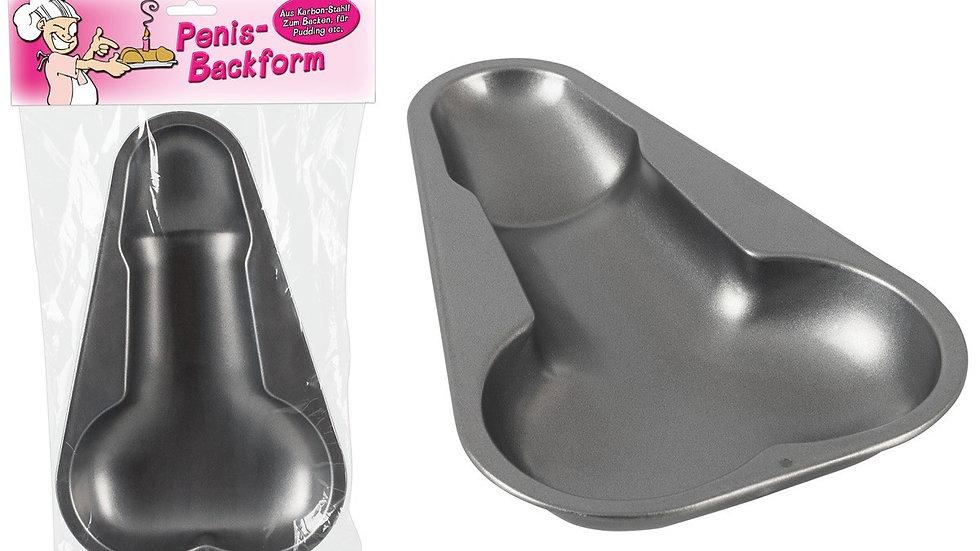 Moule à gateau forme Penis - 28 cm