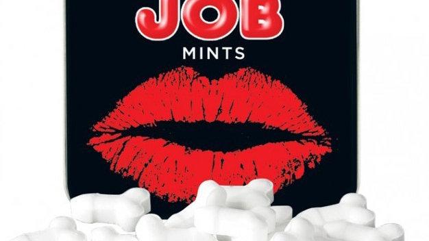 Bonbons Blow Job Forme Penis Saveurs Menthe - 40 g