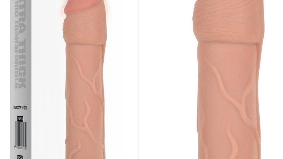 Gaine Vibrante Xtra Thick - 17 cm