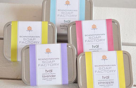 Scandinavian soaps