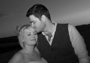 Cornwall barn wedding