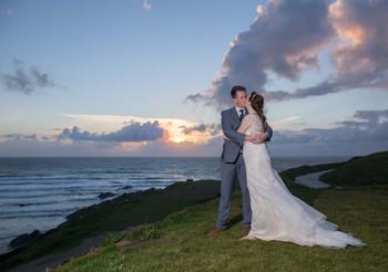 Headland hotel wedding newquay