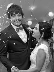 confetti wedding cornwall