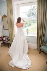 bride dress cornwall