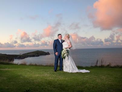 newquay wedding