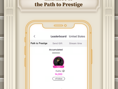 Path to Prestige