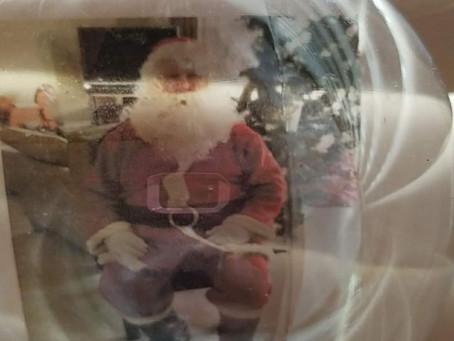 Precious Memory.... Christmas ornament