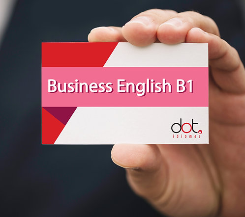English Business B1