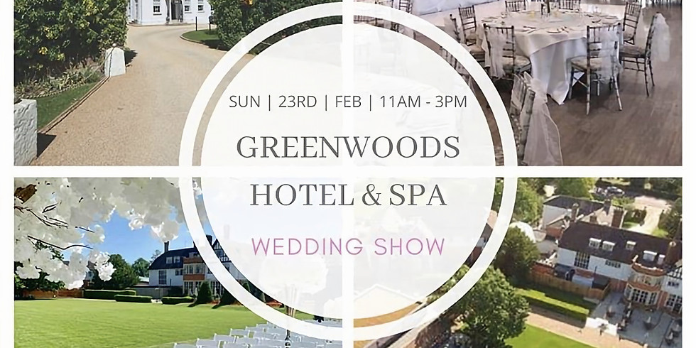 Emma and George at County Wedding Events 'Essex Wedding Show'