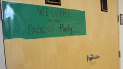 The Packing Party