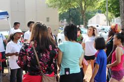 Clarkston Outreach 9/22/18